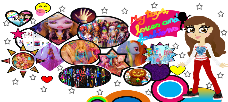 My toys,loves and fashions